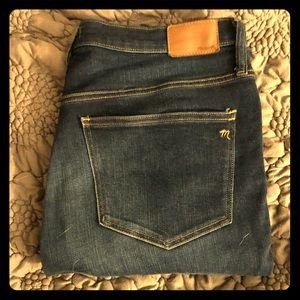 Madewell 9-inch Mid-rise Jeans
